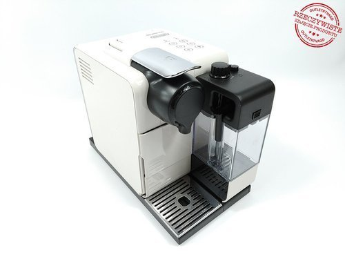 Ekspres na kapsułki DeLonghi Lattissima Nespresso EN550.W