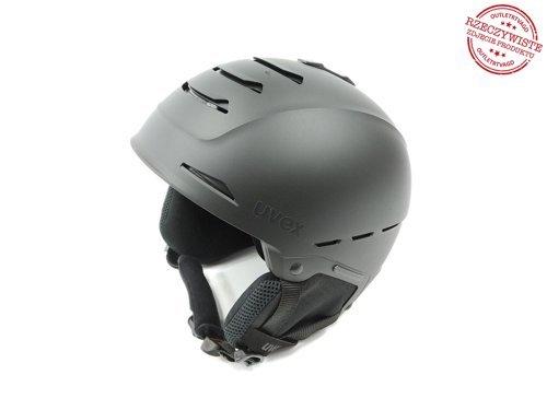Kask narciarski UVEX hardshell Legend 52-55 cm