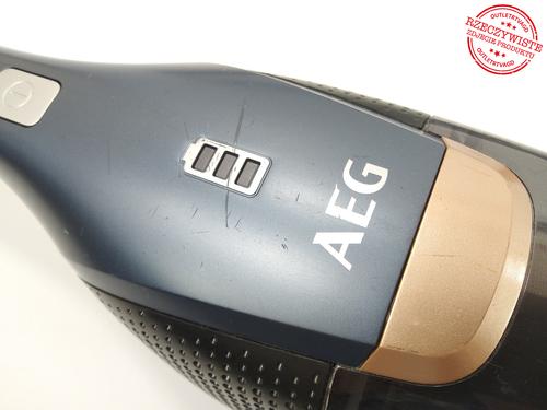 Odkurzacz bezprzewodowy 2w1 AEG ECO Ergorapido CX7-2-I360 ANIMAL