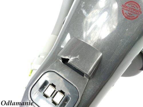 Odkurzacz bezprzewodowy BLACK & DECKER CUA525BHA-QW