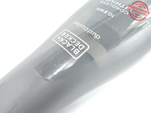 Odkurzacz ręczny bezprzewodowy BLACK& DECKER NVC215W