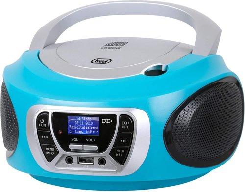 Radioodtwarzacz TREVI CMP510 DAB