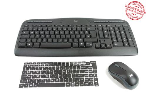 Zestaw bezprzewodowy klawiatura + mysz LOGITECH MK330 Wireless Desktop