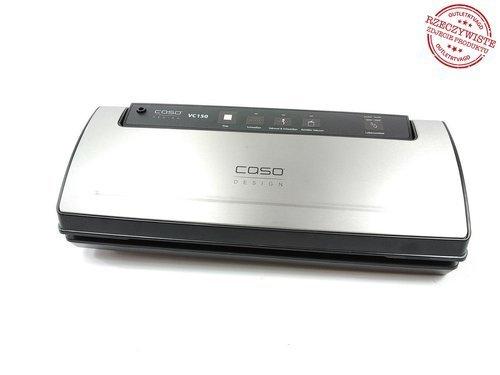 Zgrzewarka próżniowa CASO VC150
